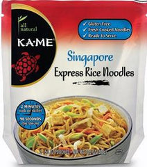 KAME Singapore Express Rice Noodle 2 minutes 2/5.3oz Puches
