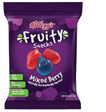 Kellogg's® Mixed Berry Fruity Snacks, 2.5 oz. Bags