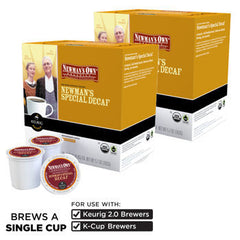 Newmans Own® Organics Decaf Special Blend Coffee 180 K-Cup®