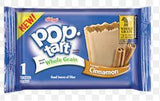 Kellogg's Pop Tart Cinnamon Whole Grain - 12/1.76 oz