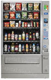 Vending Machines Service: Ambient Snack Crane National Merchant Media