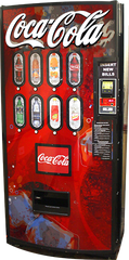 Vending Machines: Royal RVCC 660-9 Beverages