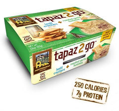 Tapaz to Go Mediterranean Tapaz Roasted Garlic Humus 6/3.6oz