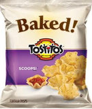 BAKED! Tostitos Scoops Original 72/0.88 oz