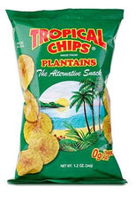 Tropical  Plantains Chips - 1.2 oz. - 60 ct.