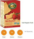 Nature's Path Strawberry Toasted Pastries (Unfrosted) - 12/11oz