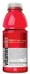 Glaceau Vitamin Water POWER - C  PET 24/20oz
