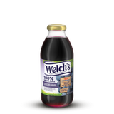 WELCH'S 100% Concord Grape Juice 16 oz Glass
