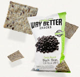 Way Better Black Bean Tortilla Chips 24 / 1.25 oz.