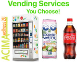 Vending Services - You choose! BALANCED CALL (909)654-6161