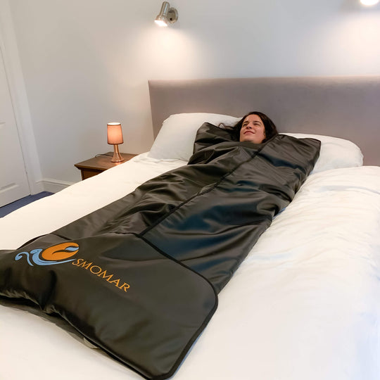 infrared sauna blanket uk