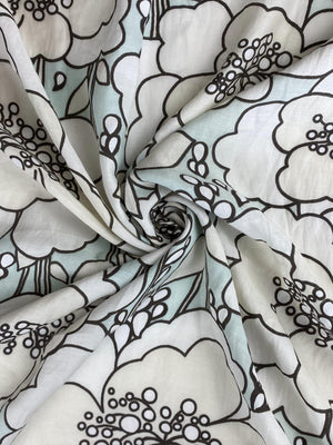 Cotton Silk Prints - FabricPlanet