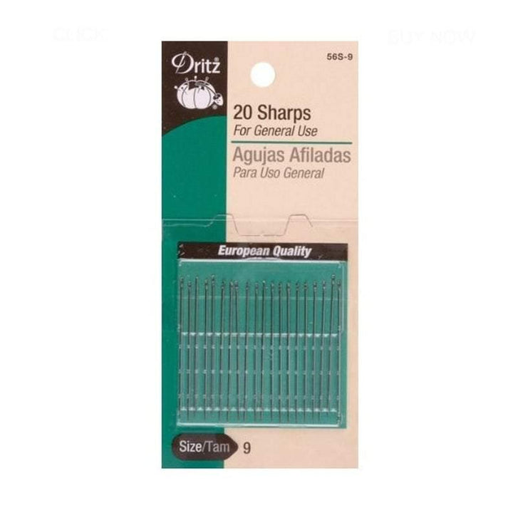 20 Sharps Needles - FabricPlanet