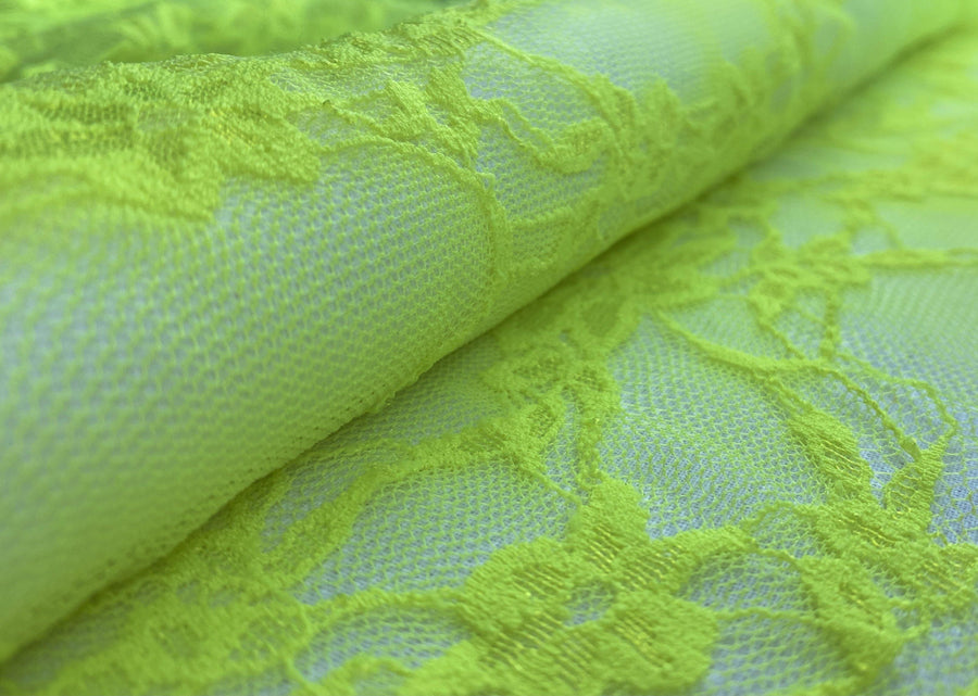 Polyester Stretch Lace - FabricPlanet