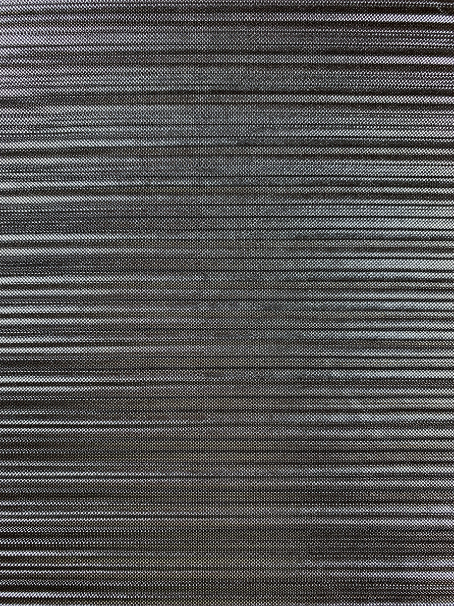 Polyester Metallic Lame Pleated - FabricPlanet