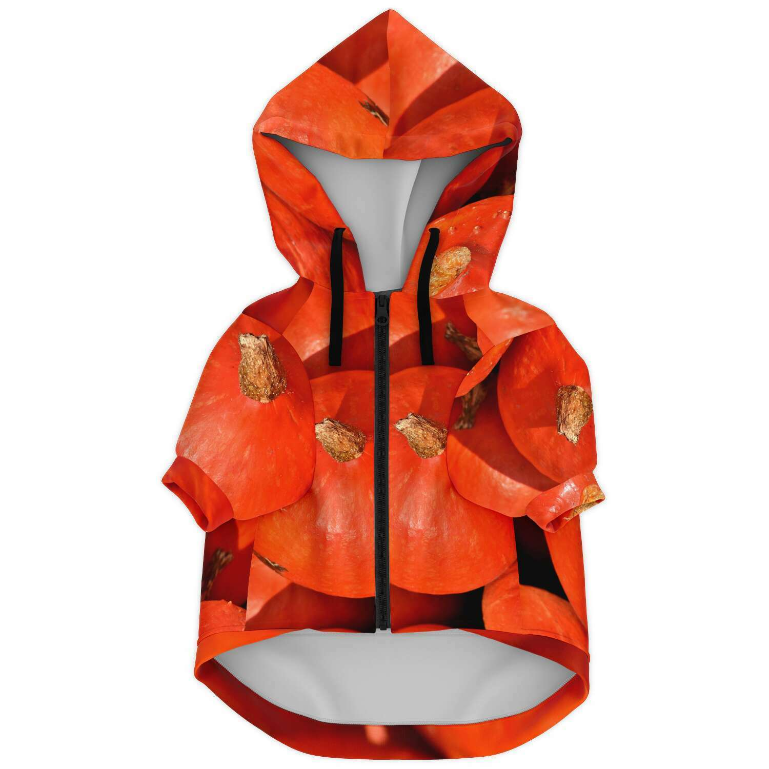 Halloween HD Pumpkin Pet Hoodie | PetSchitt.com