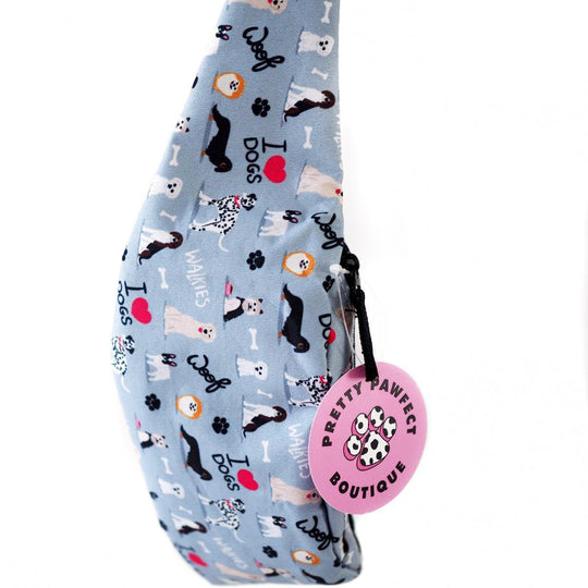 Bumbag - Time For Walkies - Pretty Pawfect Boutique