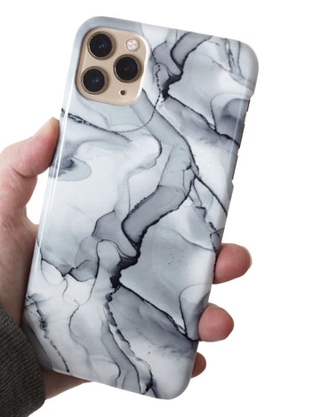 Phone Case - Marble Moments Classic Grey