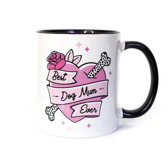 Mug - Best Dog Mum Ever Potty For Dotty