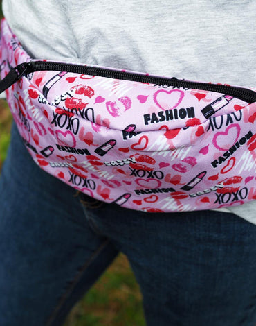 Bumbag - Pucker Up - Pretty Pawfect Boutique