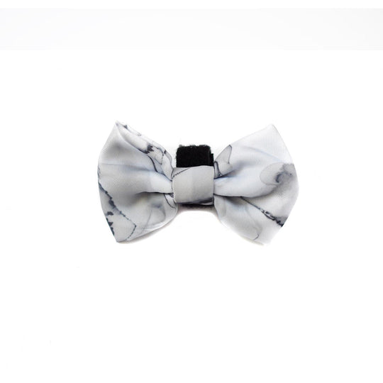Bow - Marble Moments Classic Grey