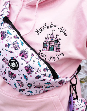 The Dog Walking Bag - Happily Ever After