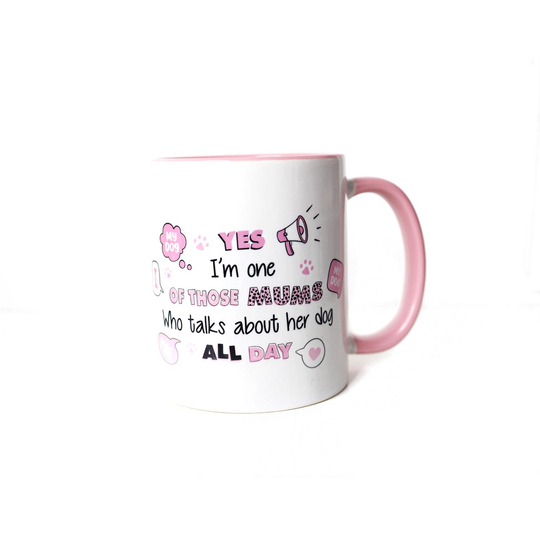 Mug - Yes I'm One Of Those Mums