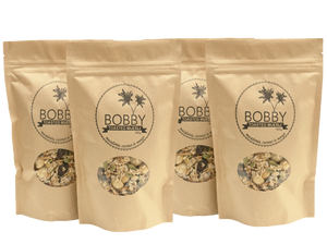 4 x Macadamia, Coconut & Cranberry - The Original Bobby
