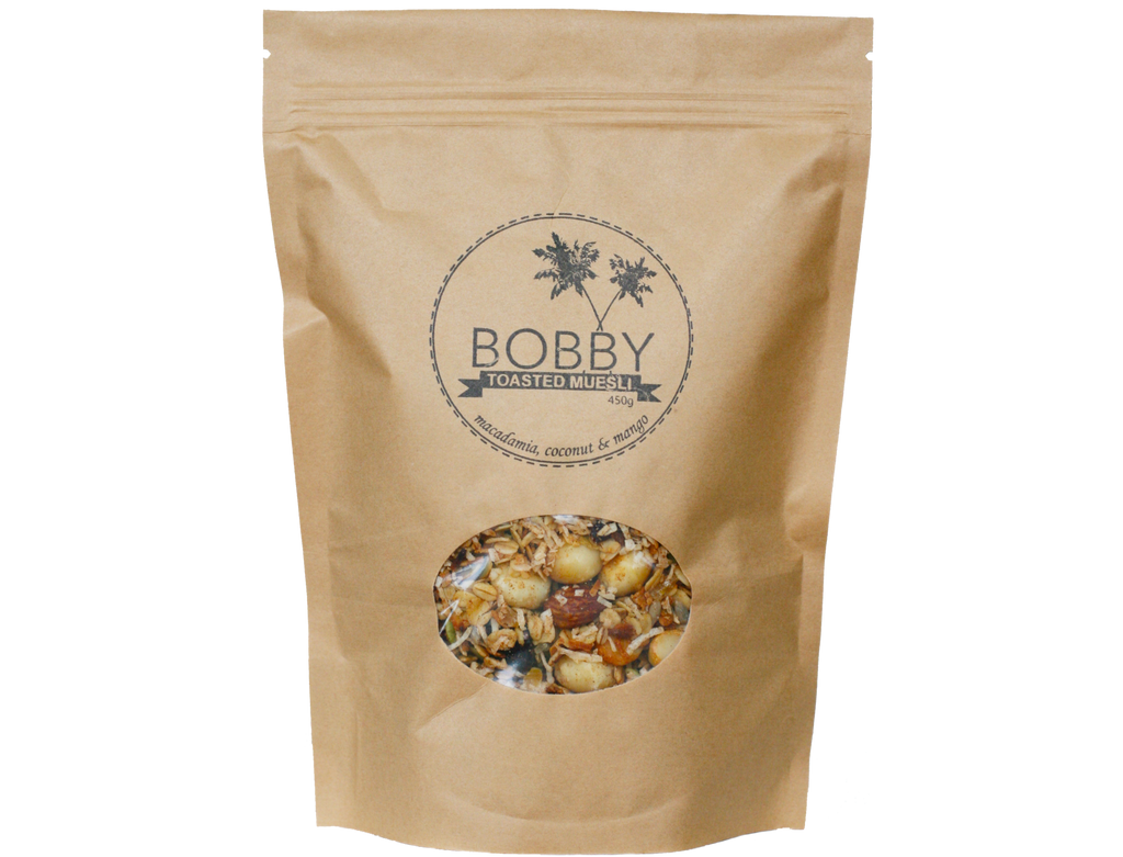Macadamia, Coconut & Cranberry - The Original Bobby - 450g