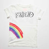 CREWCUTS BEST FRIENDS T-SHIRT 4-5 YEARS