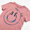 CALIFORNIA VINTAGE SMILEY TOP 6 YEARS