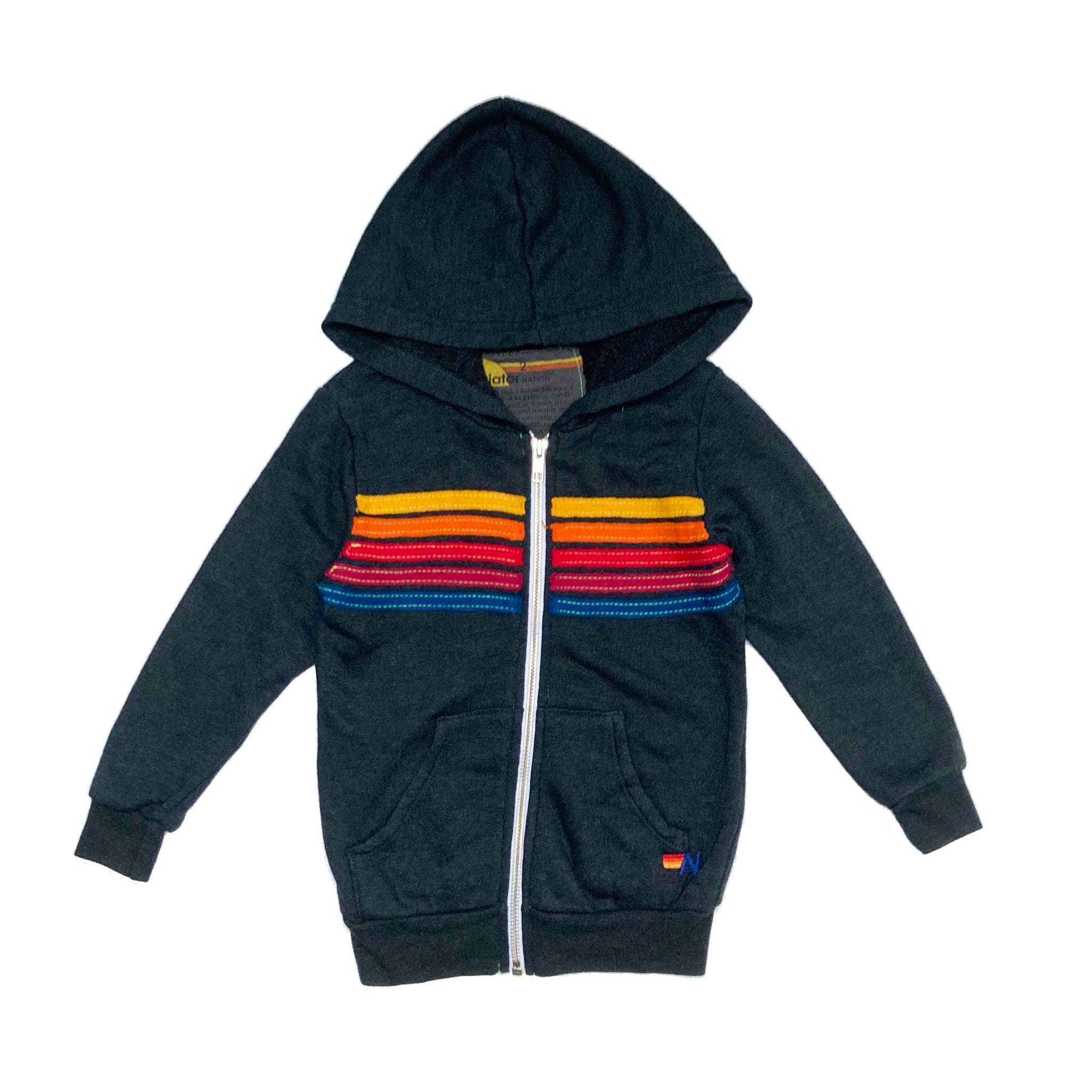 AVIATOR NATION NAVY ZIP UP 2-3 YEARS