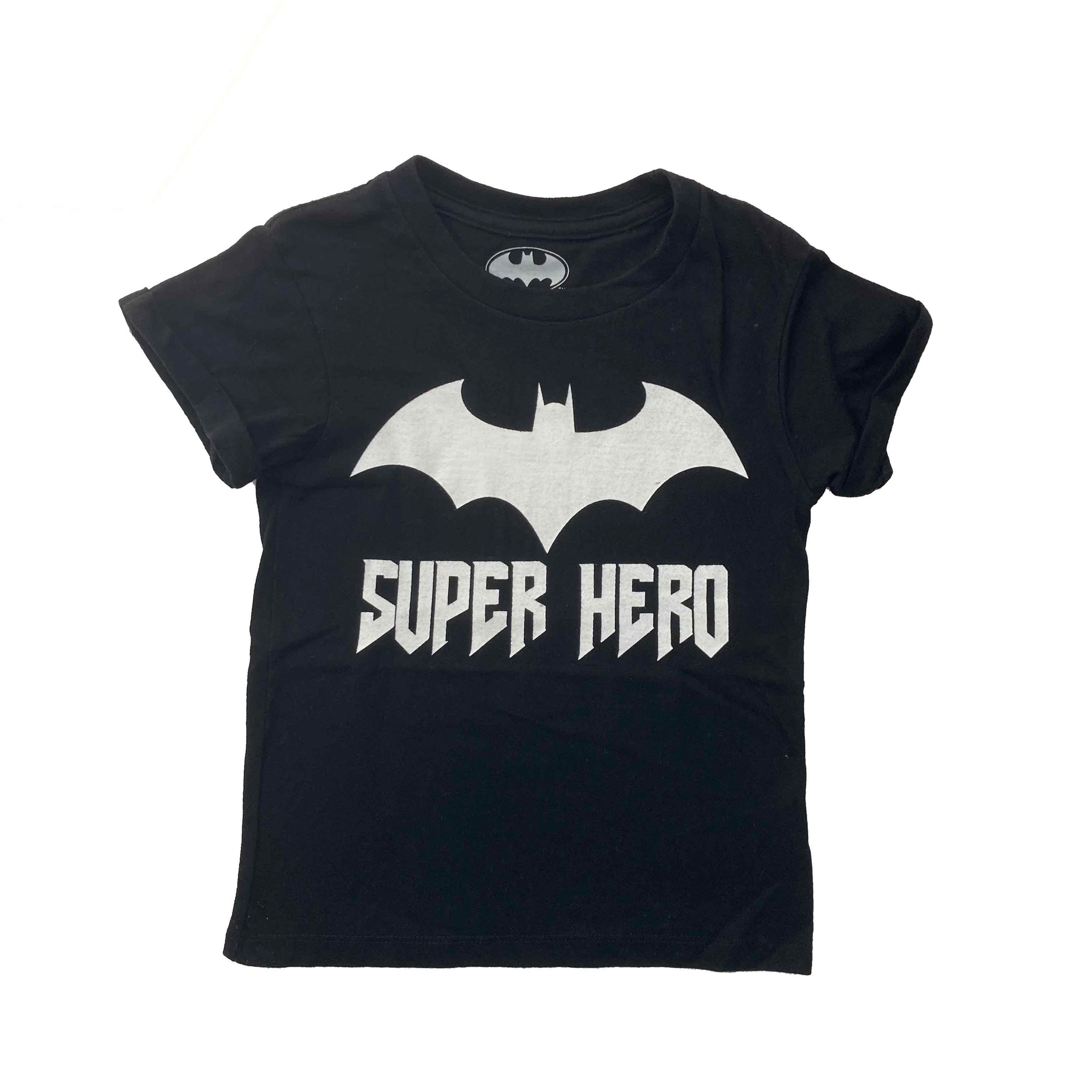 LITTLE ELEVEN PARIS BATMAN T-SHIRT 4 YEARS