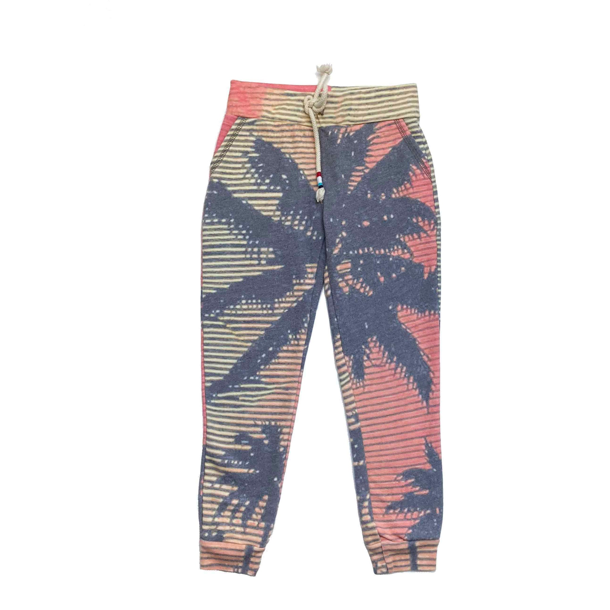 SOL ANGELES PALM JOGGERS 4 YEARS