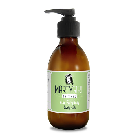 lake ferry lady body silk - lotus & green tea