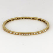 BA201117-06 - Diamond 18Kt Bangle