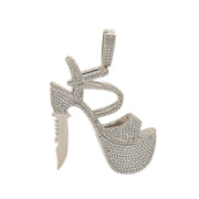 C20-144-1 - CUSTOM HIGH HEEL PENDANT