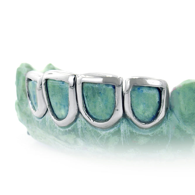 Individule Platinum Open Face Tooth