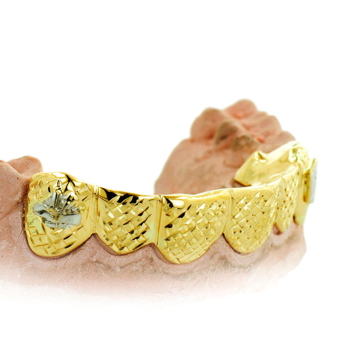 6 Teeth Top Or Bottom With 3d Images