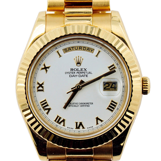 Pre Owned 41mm Presidental Rolex
