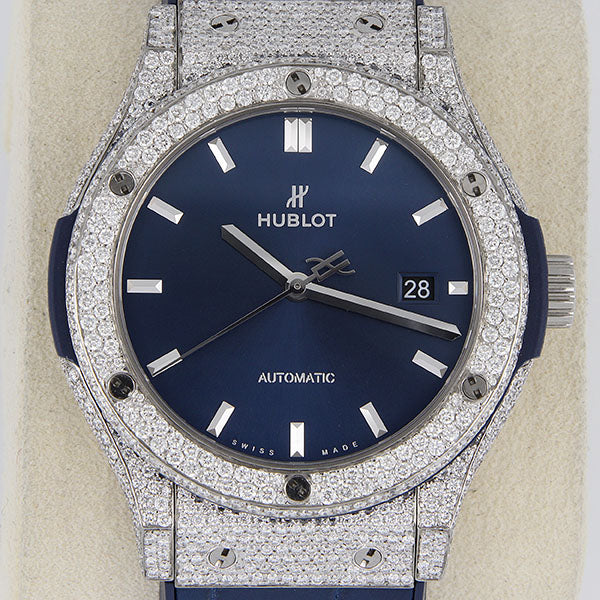 WH201119-02 - Pre-owned Hublot Classic Fuision 42mm