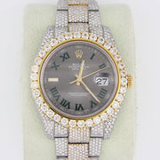 WR-090607-02 - Pre-owned Rolex Datejust 41mm