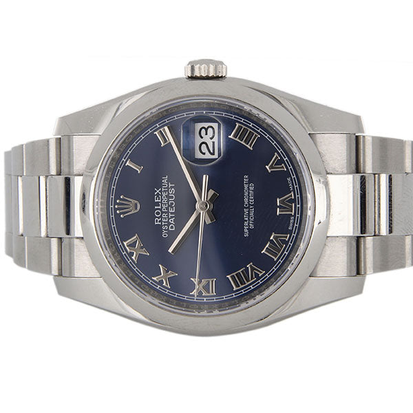 WR200729-06 - Pre-owned Rolex Datejust 36mm