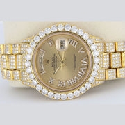 WR200924-01 - Pre-owned Rolex 18kt Day-Date 36mm