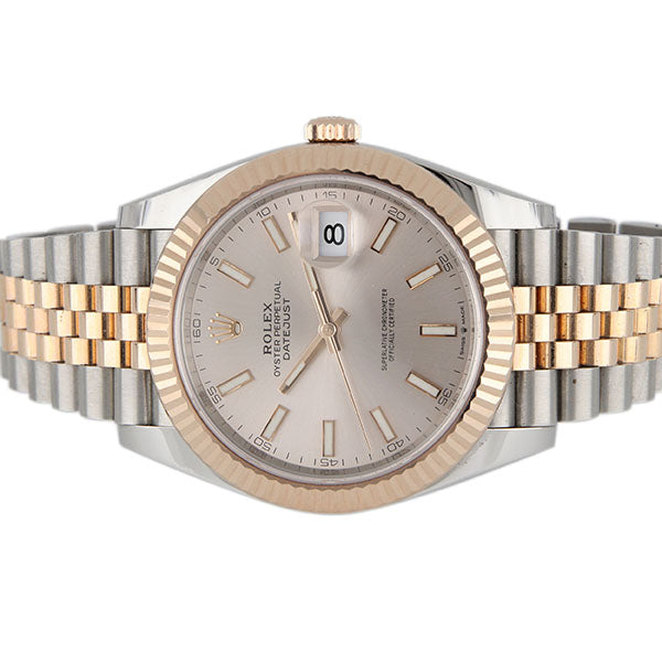 WR201112-01 - Pre-owned Rolex Datejust 41mm