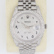 WR201211-02 - Pre-owned Rolex Datejust 41mm