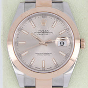 WR201216-03 - Pre-owned Rolex Datejust 41mm