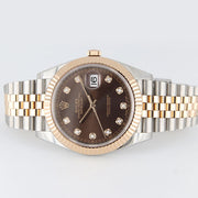WR201216-04 - Pre-owned Rolex Datejust 41mm