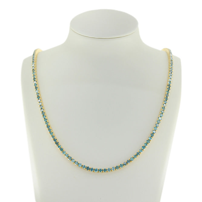 Blue Diamond Chain