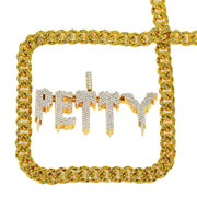 Diamond Petty Pendant